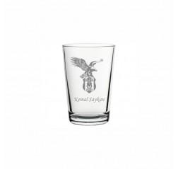 Kartal Logolu Klasik Su Bardağı