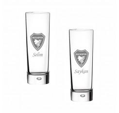 Bucaspor Okkalı Rakı Bardağı