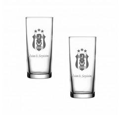 Beşiktaş Rakı Bardağı