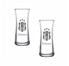 Beşiktaş Heybeli Rakı Bardağı