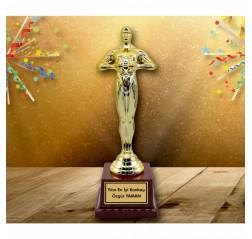 Yılın En İyi Kankası Oscar Heykeli